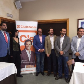 Ciudadanos constituye la agrupación local y comarcal en Villanueva