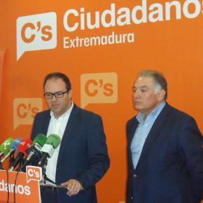 El Delegado de Extremadura Cayetano Polo entra en el Consejo General de Ciudadanos tras las elecciones de este domingo