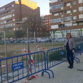 Ciudadanos Badajoz propone que el solar de Valdepasillas se destine a un parque de educación vial