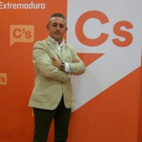 Isidro Fernández continuará como coordinador de la nueva Junta Directiva de Ciudadanos Zafra