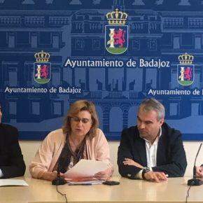 """Cs Badajoz saca adelante los presupuestos municipales con medidas que """"alivian"""" fiscalmente a los ciudadanos como la rebaja en el IBI del 5%"""