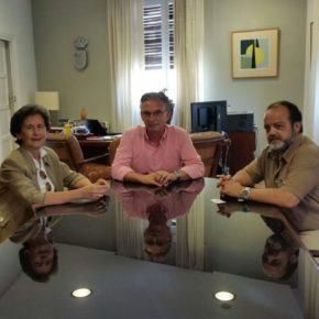Ciudadanos La Serena – Vegas Altas se reúne con el alcalde de la ciudad de Don Benito.
