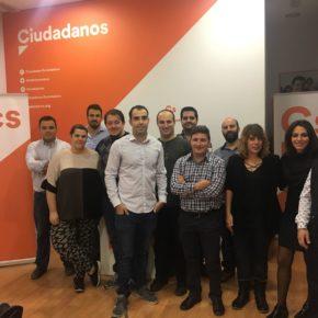"""Jóvenes Ciudadanos de Extremadura se organiza para """"tener más presencia y ser más activos"""" en la región"""
