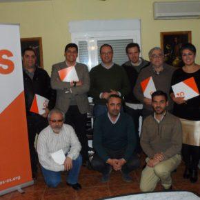 Ciudadanos constituye un nuevo grupo local en Montijo con Teodomiro Cayetano López como coordinador