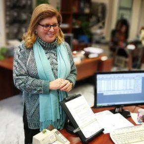 Victoria Domínguez registra una iniciativa para que la Junta de Extremadura aumente los recursos para hacer frente a la gripe