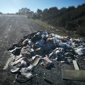 """Juan Carlos Hernández: """"La pasividad del gobierno del PP en Plasencia hace que proliferen los vertidos y escombreras ilegales"""""""