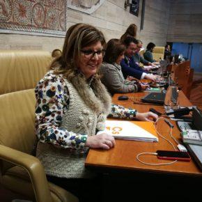 Victoria Domínguez pideprudencia y el cumplimiento de la ley en el expediente de la mina de litio de Cáceres