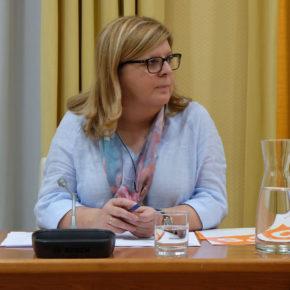 Victoria Domínguez pide a la consejera de Medio Ambiente y Rural que informe de las medidas contra la sequía presentadas al Consejo Asesor Agrario