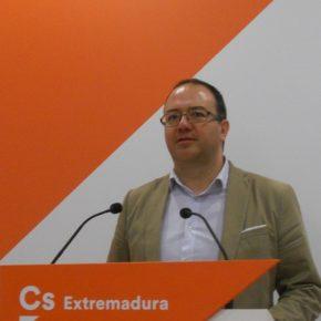Cs Extremadura califica de electoralista la 'gratuidad' de la Universidad de Vara
