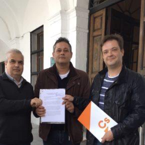 Cs Mérida insta al ayuntamiento a crear un censo para eliminar el amianto en mal estado de los edificios públicos de la ciudad