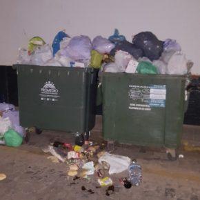 """Cs Villafranca insta al ayuntamiento a tomar medidas para que el """"número, tipología y ubicación"""" de los contenedores """"sea el adecuado"""""""