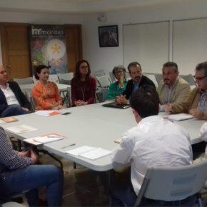 Cs Los Santos de Maimona inicia una ronda de contacto con diversos colectivos del municipio