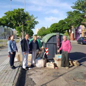 Ciudadanos denuncia la dejadez del equipo de Gobierno de Badajoz en las barriadas de la ciudad