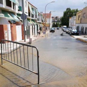 Ciudadanos Mérida exige al Ayuntamiento que solucione el problema de roturas en la red de suministro de agua