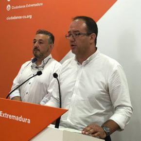 Cs Extremadura se consolida en todas las comarcas de la región