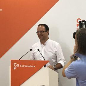 """Cayetano Polo: """"Extremadura es y será siempre una tierra solidaria"""""""