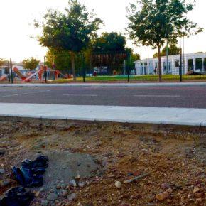 Cs Villanueva lamenta que el Consistorio ignore la propuesta naranja de adaptar zonas de ocio en parques para niños con discapacidad