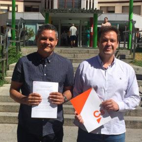 Cs Mérida denuncia la deficiente climatización del Hospital e insta a Osuna a que exija una solución a la Junta