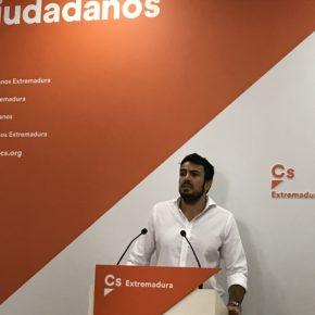 Cs Extremadura califica de beneficiosa para la región la nueva iniciativa naranja sobre custodia compartida