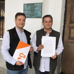 Cs Mérida solicita al Ayuntamiento información sobre los proyectos del teatro María Luisa, el Silo y la Azucarera