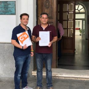 Cs Mérida solicita al Consistorio que ponga en marcha un plan de incentivos para el empadronamiento