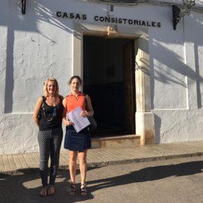 Cs Los Santos solicita al Consistorio que regule el cruce de la Nava también para peatones