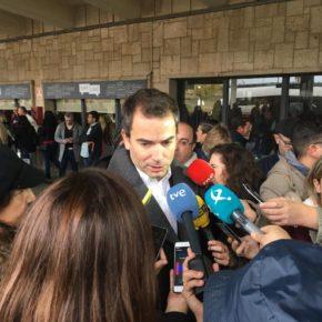 Cs Extremadura exige a PSOE y PP que terminen con el aislamiento de la región