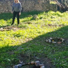 Ciudadanos Badajoz critica el estado del Baluarte de San Pedro, invadido por la vegetación