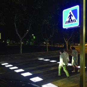 Cs Mérida critica la deficiente iluminación en numerosos pasos de peatones y propone aplicar el uso de nuevas tecnologías