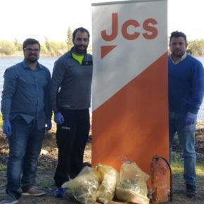 """JCs Extremadura se suma a las actividades de la campaña de medio ambiente nacional """"para salvar el planeta"""""""
