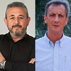 Isidro Fernández y José Antonio Villa (Cs) repiten como cabezas de lista al Senado por Badajoz y Cáceres
