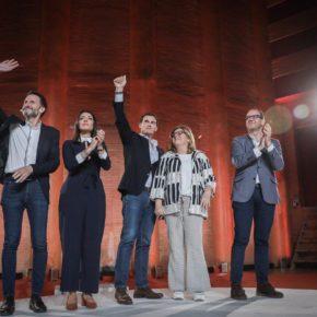 "Rivera: ""Mi compromiso es que esta legislatura sea la que traiga el tren de la dignidad a Extremadura"""