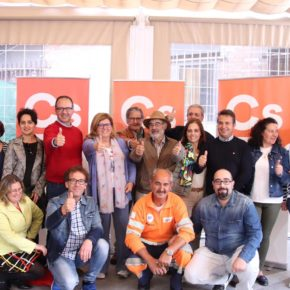 Domínguez y Calderón (Cs) proponen medidas contra la despoblación y el paro