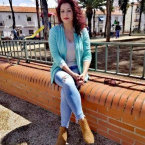Cristina Menea, candidata de Ciudadanos a la alcaldía de Villanueva de la Serena