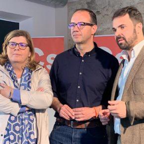 """Polo: """"Nuestros diputados defenderán nuestra tierra, cosa que no han hecho PP ni PSOE"""""""