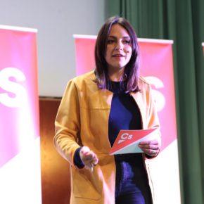 """Calderón asegura que Ciudadanos devolverá a Zafra """"el brillo y el potencial"""" que los gobiernos de PP y PSOE """"no han sabido aprovechar"""""""