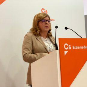 """Domínguez asegura que Ciudadanos """"acabará"""" con el bipartidismo que ha """"lastrado"""" durante años """"a una región muy necesitada"""""""