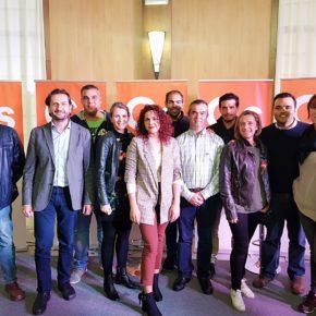 """Cristina Menea (Cs) presenta su lista al ayuntamiento de Villanueva y asegura que """"son personas con mucho talento"""""""