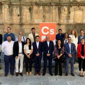 """Alcántara: """"Cáceres necesita un cambio real y Ciudadanos representa ese cambio"""""""