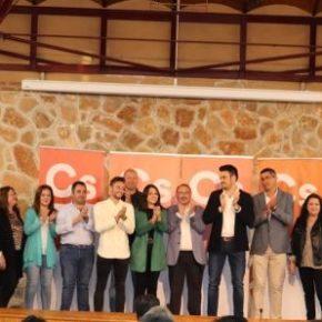 """David Salazar (Cs): """"Nuestra principal misión en Extremadura va a ser generar empleo"""""""