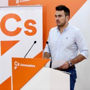 Ciudadanos Extremadura presenta un programa que pone en el centro el empleo para revertir la situación tras 40 años de socialismo