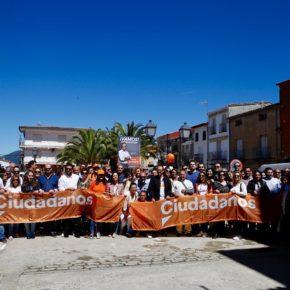 """Polo: """"Venimos a defender la libertad de expresión porque Extremadura es de todos, no de unos pocos"""""""