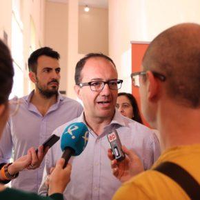 """Polo (Cs): """"El 26 de mayo Cs se presenta a las elecciones autonómicas y municipales para ganar, somos un partido de gobierno"""""""