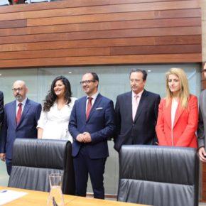 Ciudadanos designa a los miembros de las comisiones en la Asamblea de Extremadura