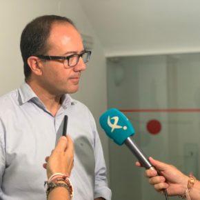 """Polo califica al nuevo gobierno de Vara como """"continuista y falto de iniciativa"""" aunque señala que hay que """"darle tiempo"""""""