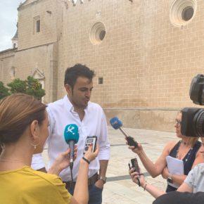 """Cs Extremadura valora como """"positiva"""" la bajada del paro pero critica que el 98% de los nuevos contratos sean temporales"""