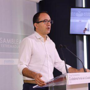 Ciudadanos plantea la creación de una Comisión de Estudio para alcanzar un pacto contra la despoblación