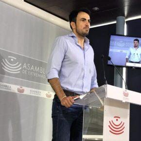 """Ciudadanos """"tiende la mano"""" a Vara para acordar medidas que mejoren el empleo en la región"""