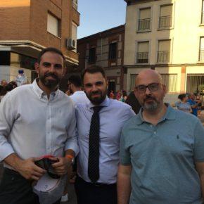 Ciudadanos Extremadura se opone a la construcción de un muro para el paso del tren en Navalmoral