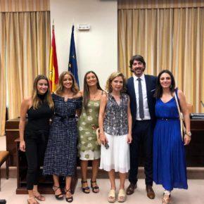 Calderón (Cs) formará parte de la Comisión de Fomento e Infraestructuras y Domínguez de la del Pacto de Toledo